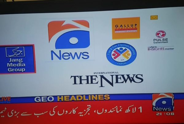 Survey for Geo New
