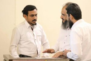 Award to Rehan Ali Research Manager