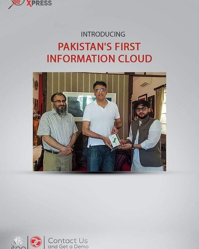 Pakistan first information cloud